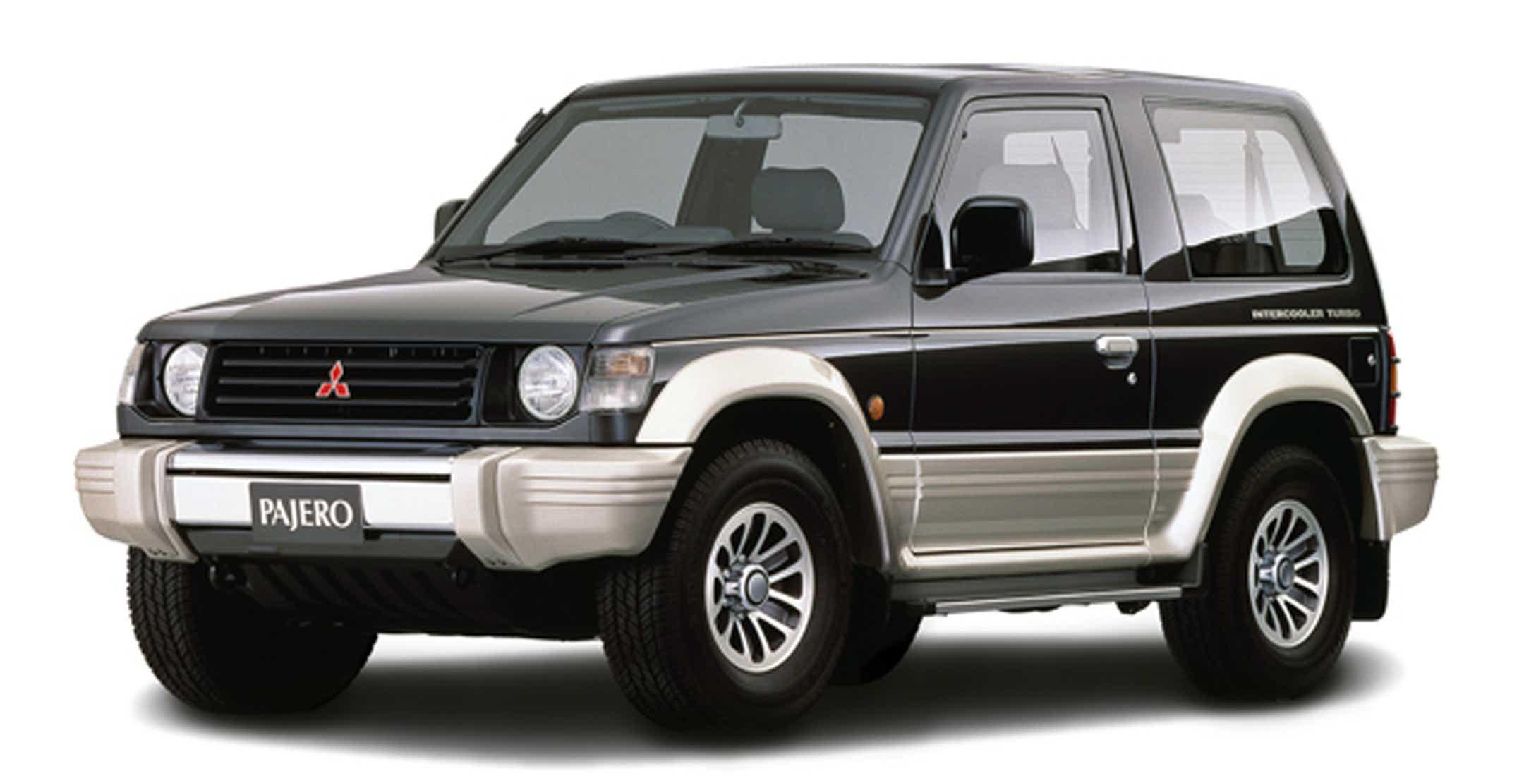 Mitsubishi Pajero Engine