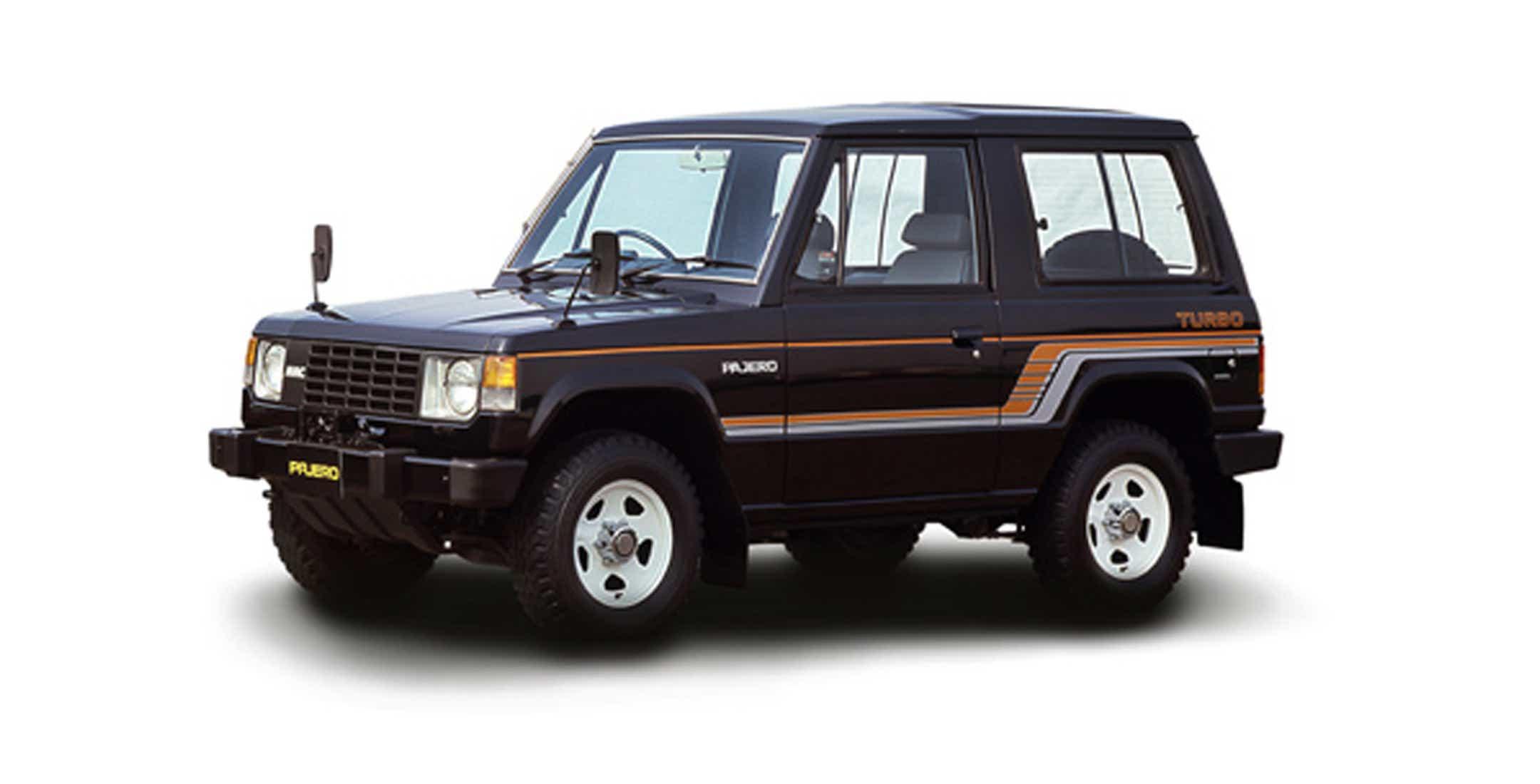 Mitsubishi Pajero Reviews